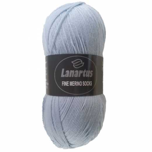 Lanartus Fine Merino Socks 801