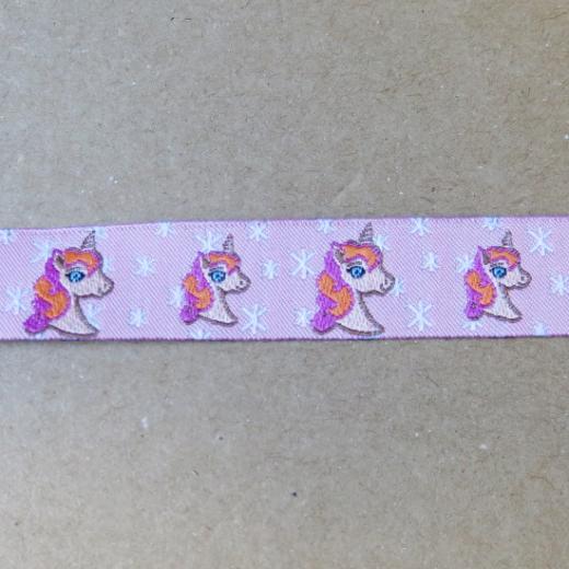 Fabric Ribbon Unicorn