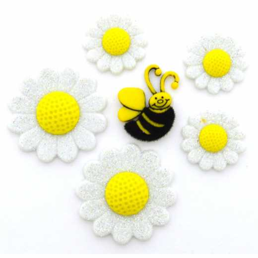 Dress It Up - Daisies
