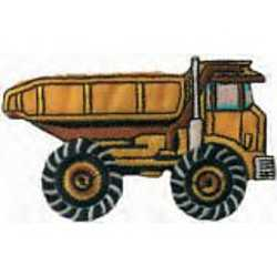 Applique Tipper Truck