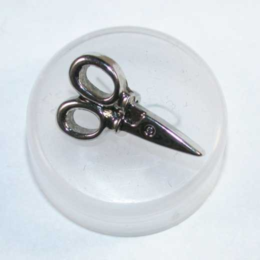 Knopf Kunststoff - 22 mm