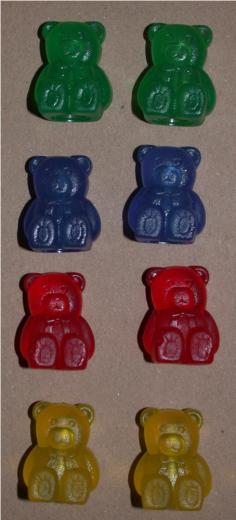 addi Teddy Bear Needle Huggers