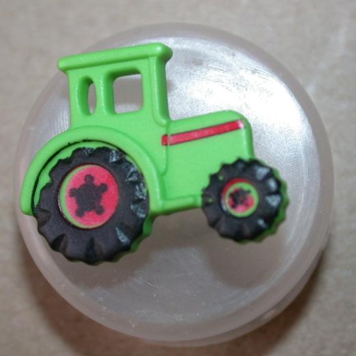 Knopf Kunststoff - 23 mm