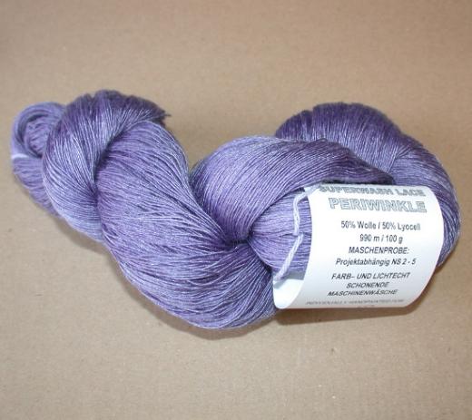 HPKY Merino Tencel Lace - Periwinkle