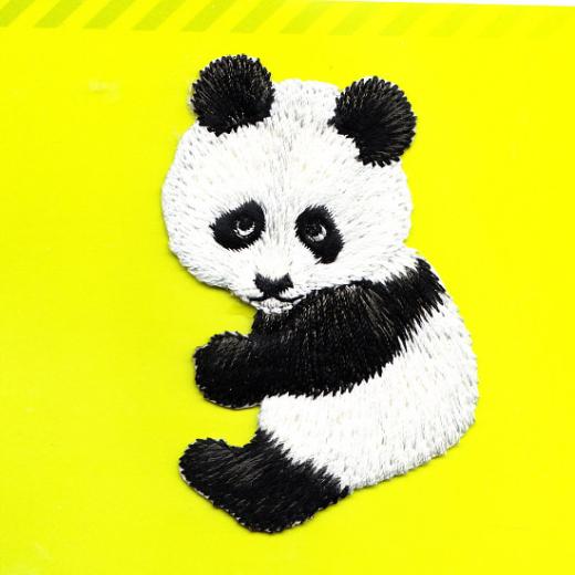 Applique Panda