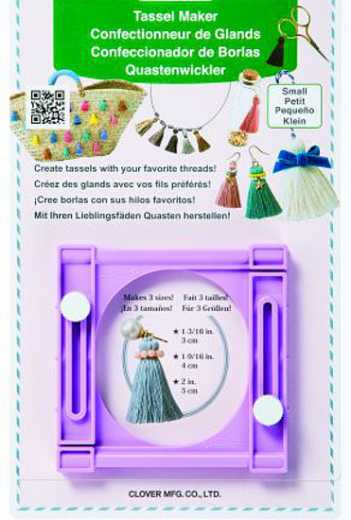 Clover Tassle Maker - small