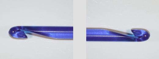 Knit Pro Doppelhäkelnadel Trendz 7,0