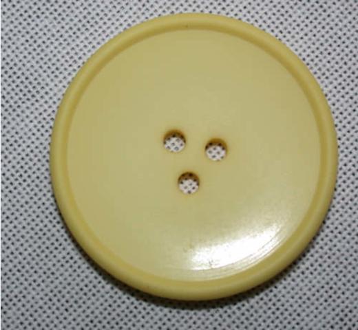 Knopf Kunststoff - 38 mm