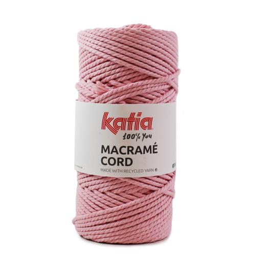 Macramé Cord - Rosé