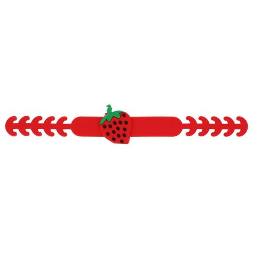 Ohrenschützer für Mundschutzmasken Erdbeere