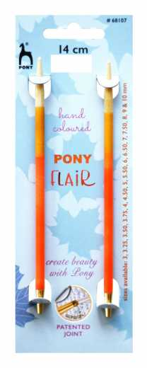 PONY Spitzen FLAIR 5,0