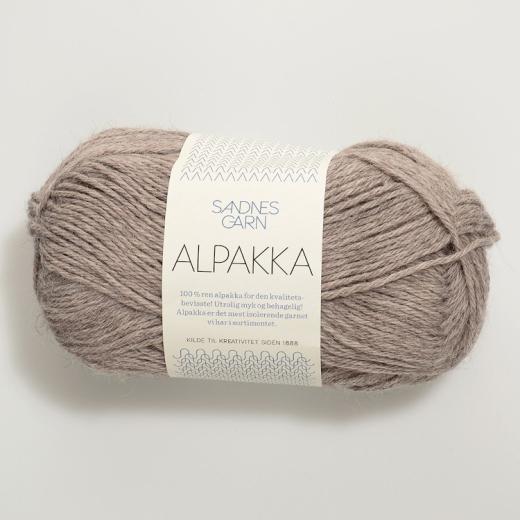 Alpakka 2320 - Sandnes