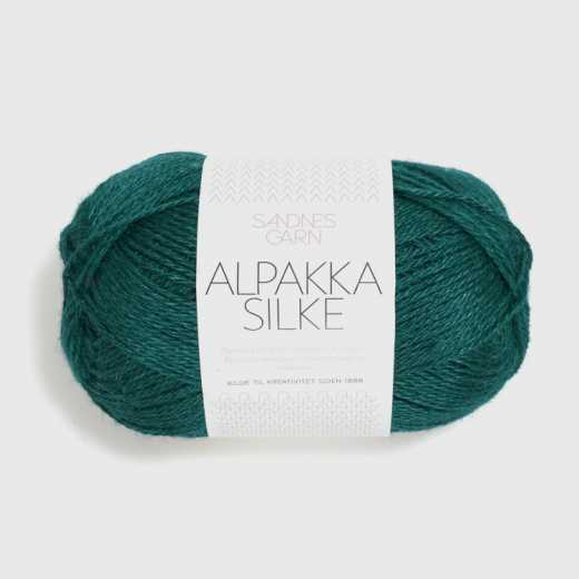 Alpakka Silk 6765 - Sandnes
