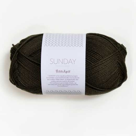 Sunday PetiteKnit 9882 - Sandnes