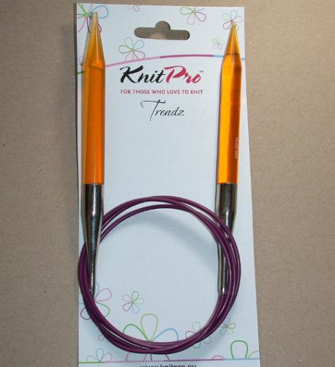Knit Pro Circular Trendz 10,0 (US 15) - 60 cm