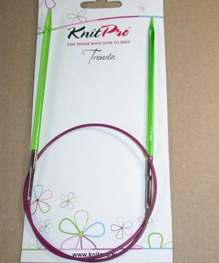 Knit Pro Rundstricknadel Trendz 3,75 - 120 cm
