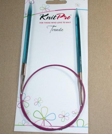 Knit Pro Rundstricknadel Trendz 5,5 - 80 cm