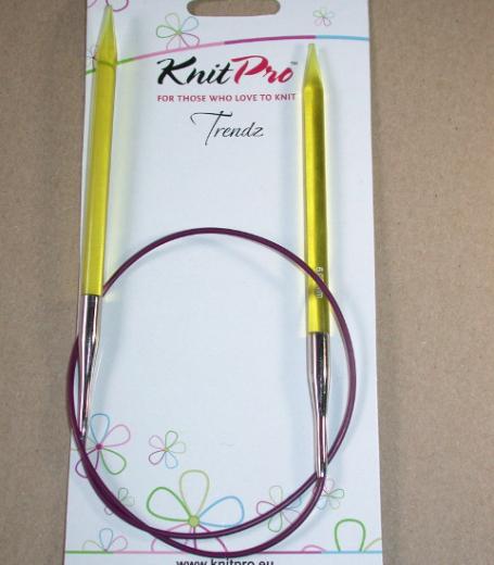 Knit Pro Circular Trendz 6,0 (US 10) - 100 cm