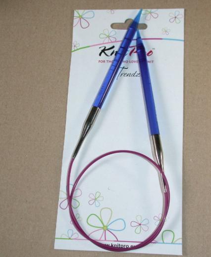 Knit Pro Circular Trendz 7,0 (US 10.75) - 80 cm