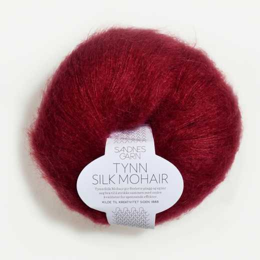 Tynn Silk Mohair 4236 - Sandnes