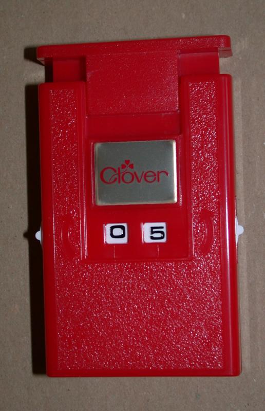 Clover Universalzähler Kacha-Kacha
