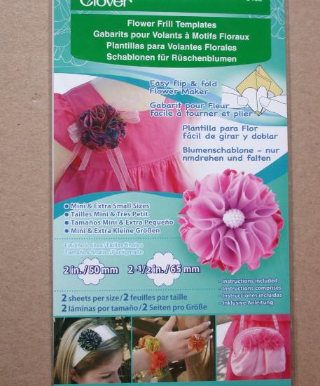 Clover RüschenblumenSet - klein