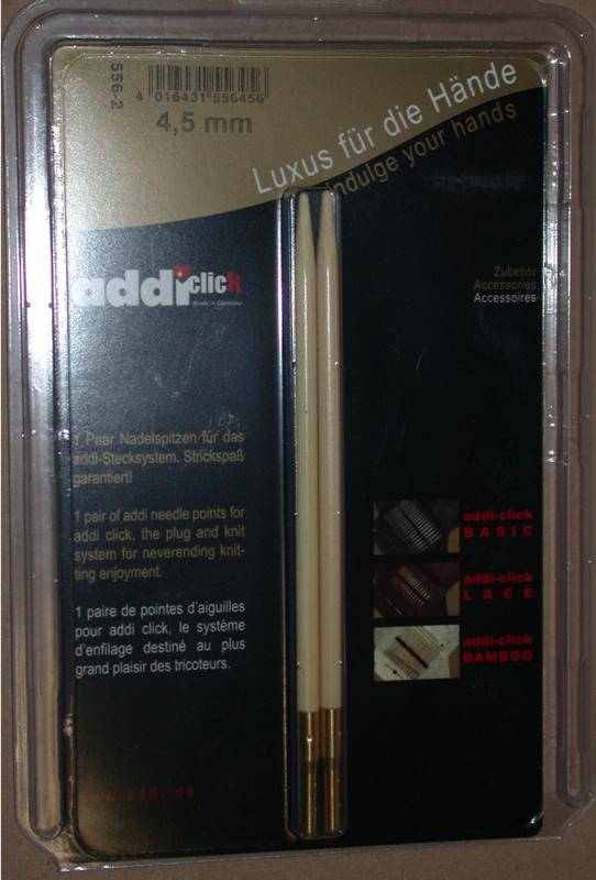 addiClick Spitzen Bamboo 3,75