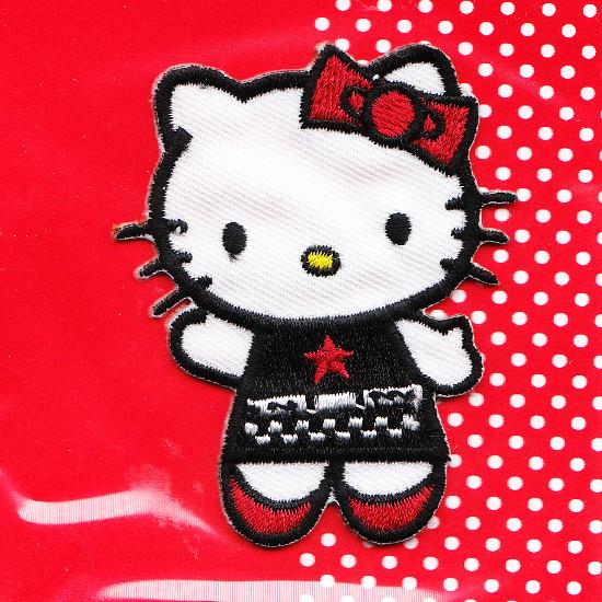 Applikation Hello Kitty - stehend