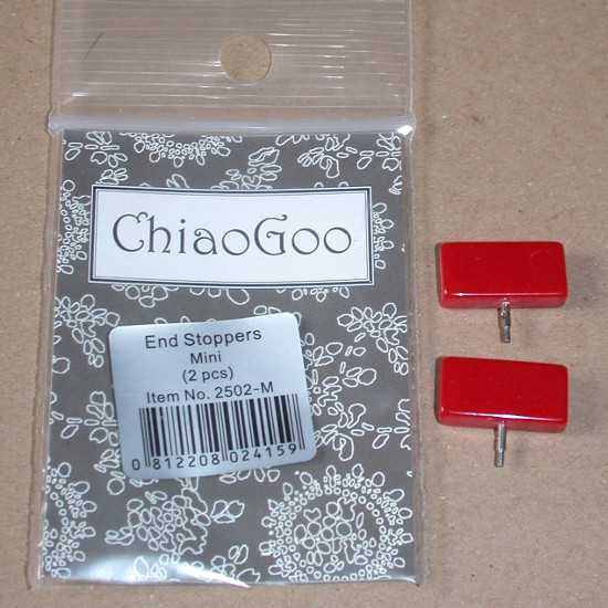ChiaoGoo End-Stopper M