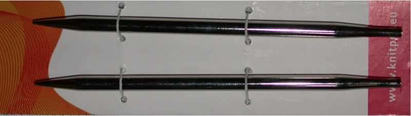 Knit Pro Spitzen Nova Metall - 3,75