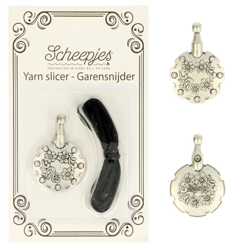 Fadenschneider - silber