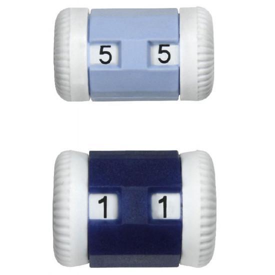 Addi Reihenzähler - 2er Set