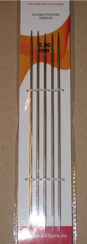 Knit Pro Nadelspiele Nova 15 cm - 3,25