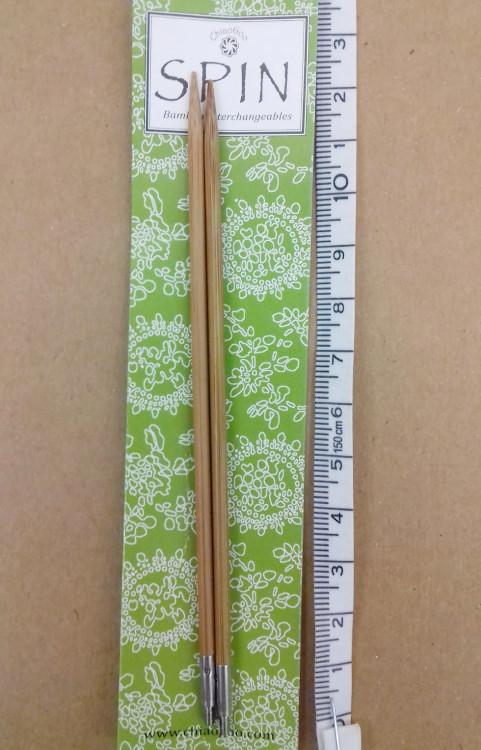 ChiaoGoo Spitzen Bamboo SMALL 5 3,0