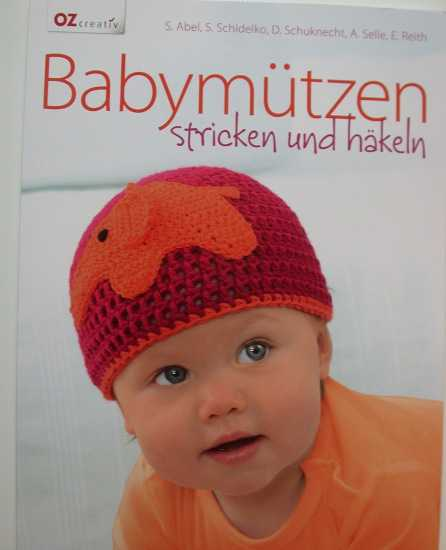 Babymützen stricken und häkeln OZ6241 - Country-Creativ