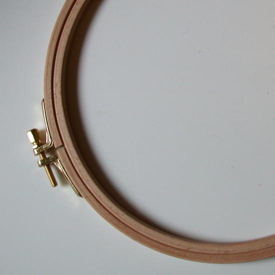 Stickrahmen - Stickring Ø 21,5cm