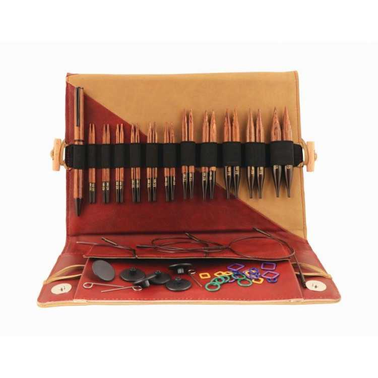 Knit Pro Ginger DeLuxe Set - KURZ