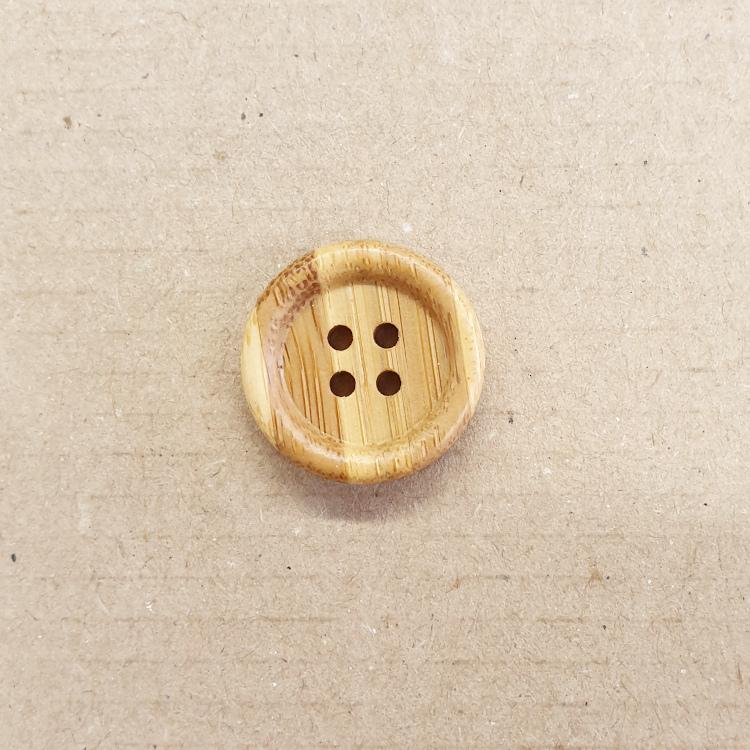 Knopf Holz - 20 mm