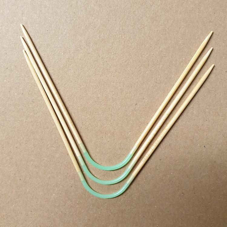 Neko Bambus-FLEX Strickspiel - 2,5