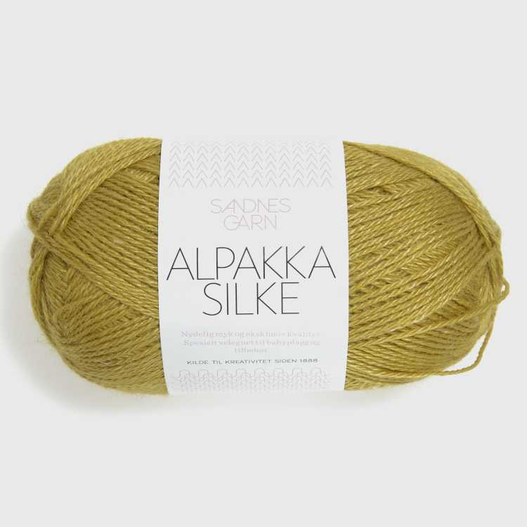 Alpakka Silk 2024 - Sandnes