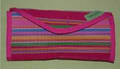 Clover Getaway Bag for Crochet Hooks