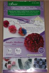 Clover RüschenblumenSet - mittel