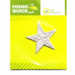 Applique Star - silver