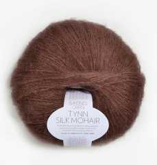 Tynn Silk Mohair 4062 - Sandnes