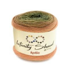 Infinity Shawl 318 - Katia