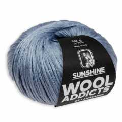 Sunshine 21 - Lang Yarns Wooladdicts - 500 g