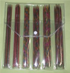 Knit Pro Nadelspiele Symfonieholz - Set 20 cm
