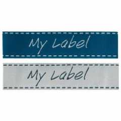 Stofflabel - My Label