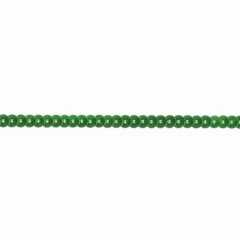 Sequin Trim 90 mm - green
