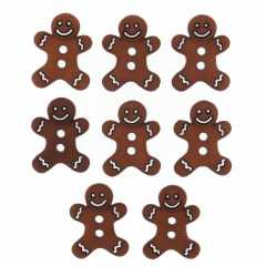 Dress It Up - Gingerbread Men